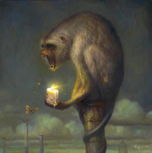 Monkeycandle