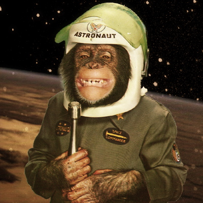 AstronautChimp